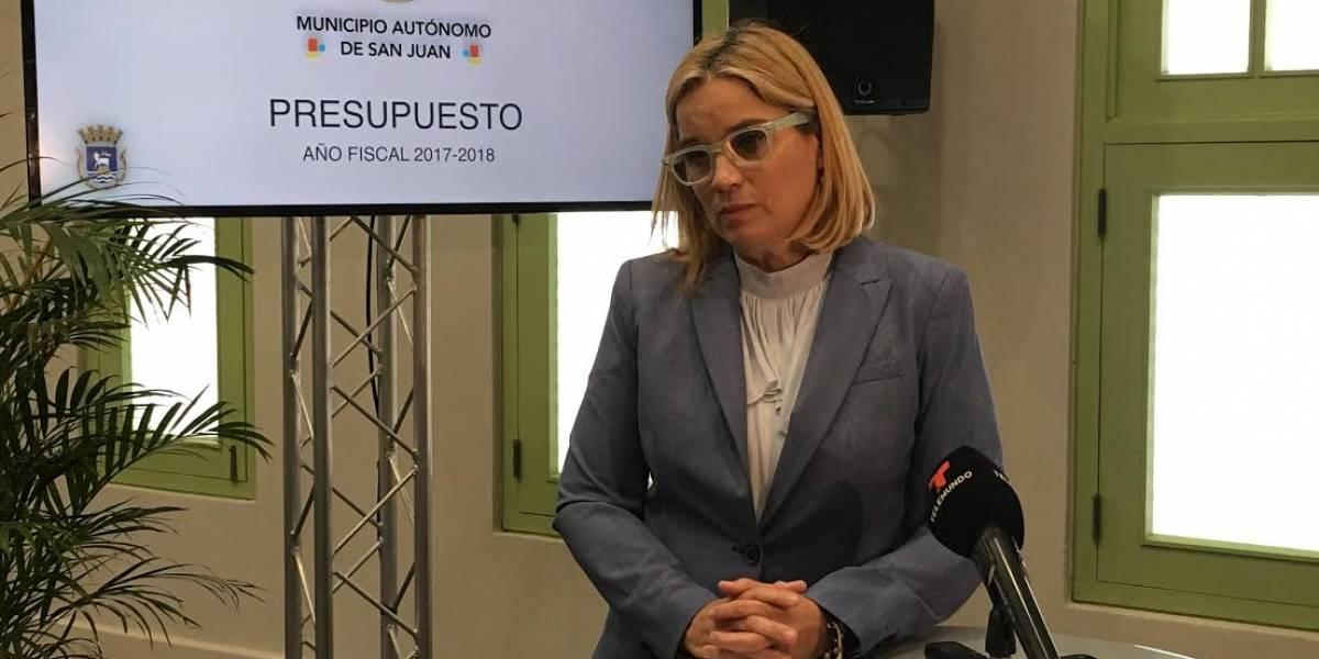 Alcaldesa defiende a hija de Oscar López