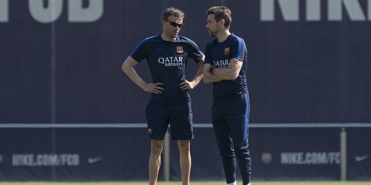 Ayudante técnico de Luis Enrique fue oficializado como el nuevo entrenador del Celta