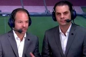 Christian Martinoli y Luis García se rinden ante Matías Almeyda
