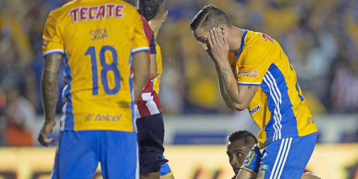 VIDEO: El motivo por el que Dueñas correteó a Ponce al final del partido