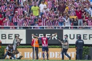 Chivas vence 2-1 a Tigres y se corona campeón del Clausura 2017