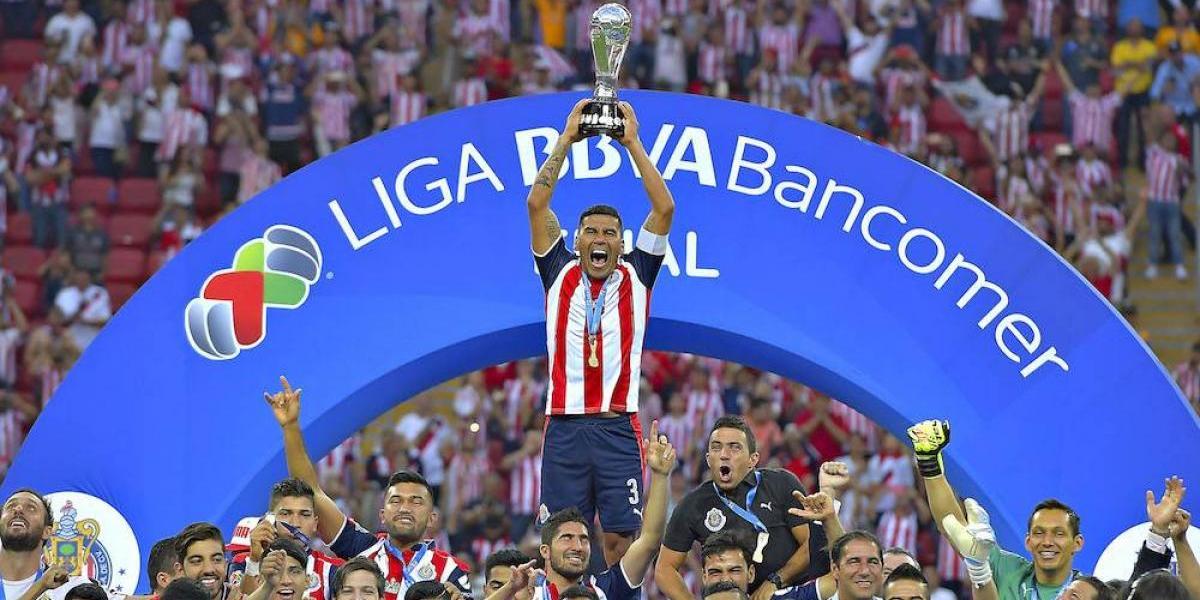 ¡Chivas, campeón del Clausura 2017!
