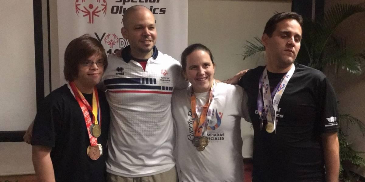 Residente, el nuevo atleta de Special Olympics Puerto Rico