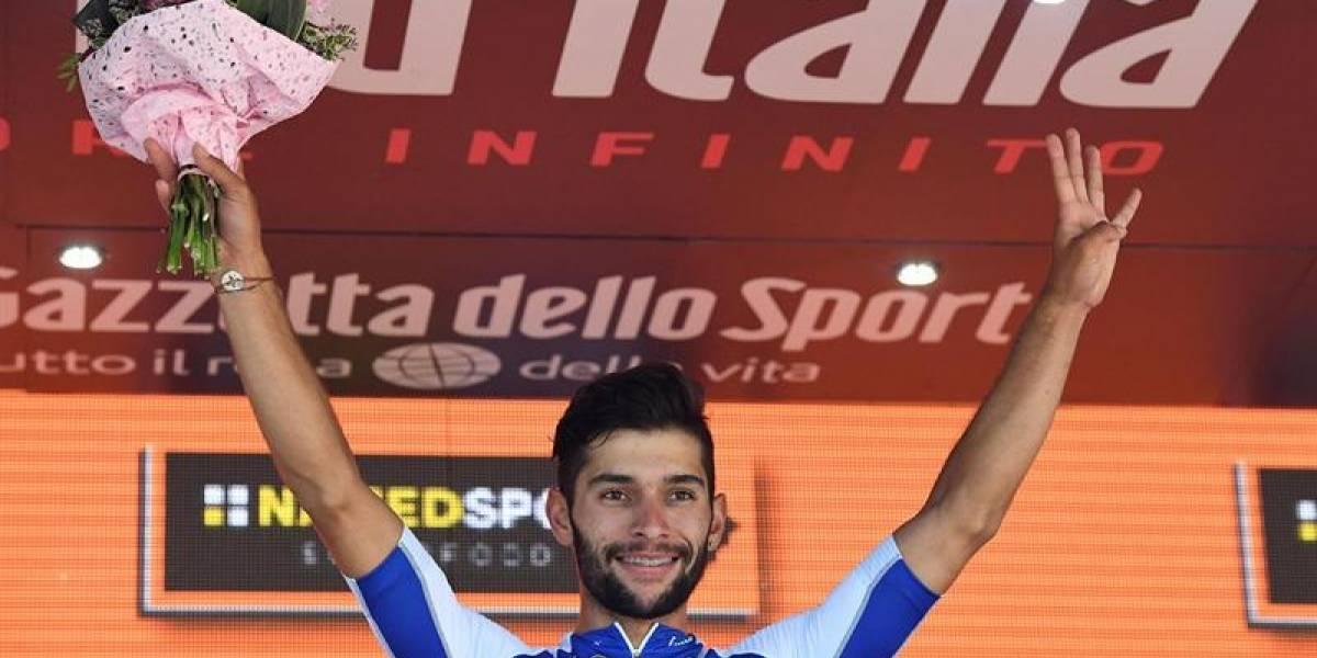 ¡Campeón Fernando Gaviria! La 'maglia cicliamino' es colombiana