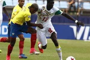 Ecuador no avanzó a octavos de final del Mundial Sub20