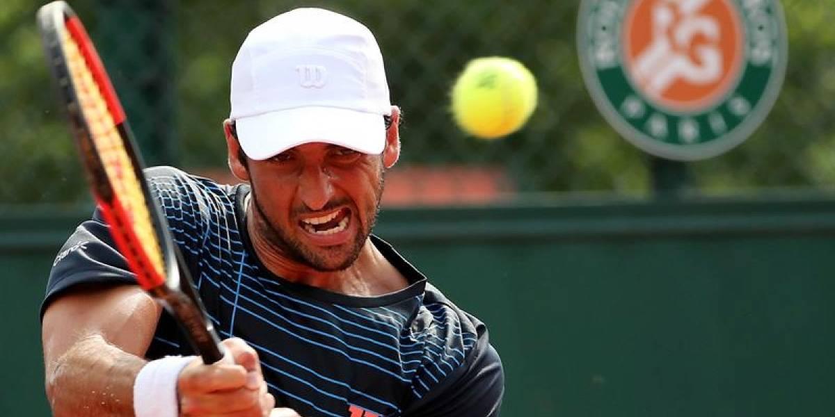 Revisa los resultados de la primera jornada de Roland Garros