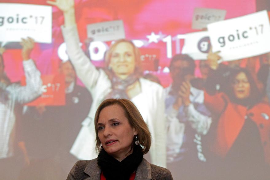 Goic baja a Rincón, anuncia revisión ética y mantiene candidatura