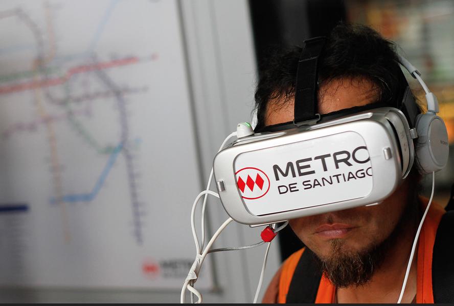Día del Patrimonio: Metro muestra las novedades de la Línea 6