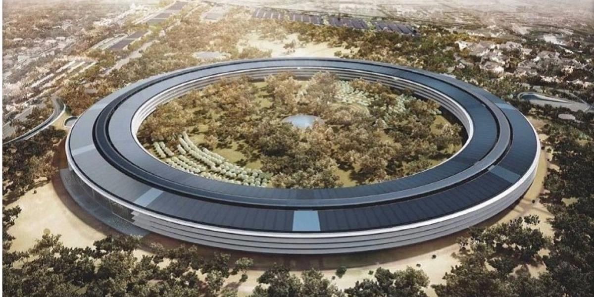Apple le da toques finales a su nueva nave espacial