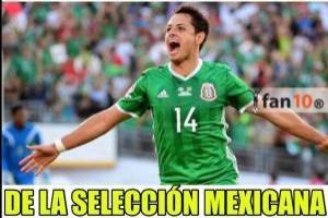 Los mejores memes del México vs. Croacia