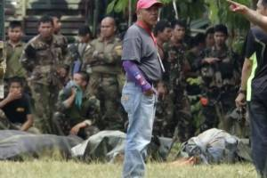Al menos 95 muertos durante combate entre yihadistas y el Ejército en Filipinas