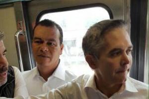 Zepeda promete nueva línea del Metro si gana la gubernatura