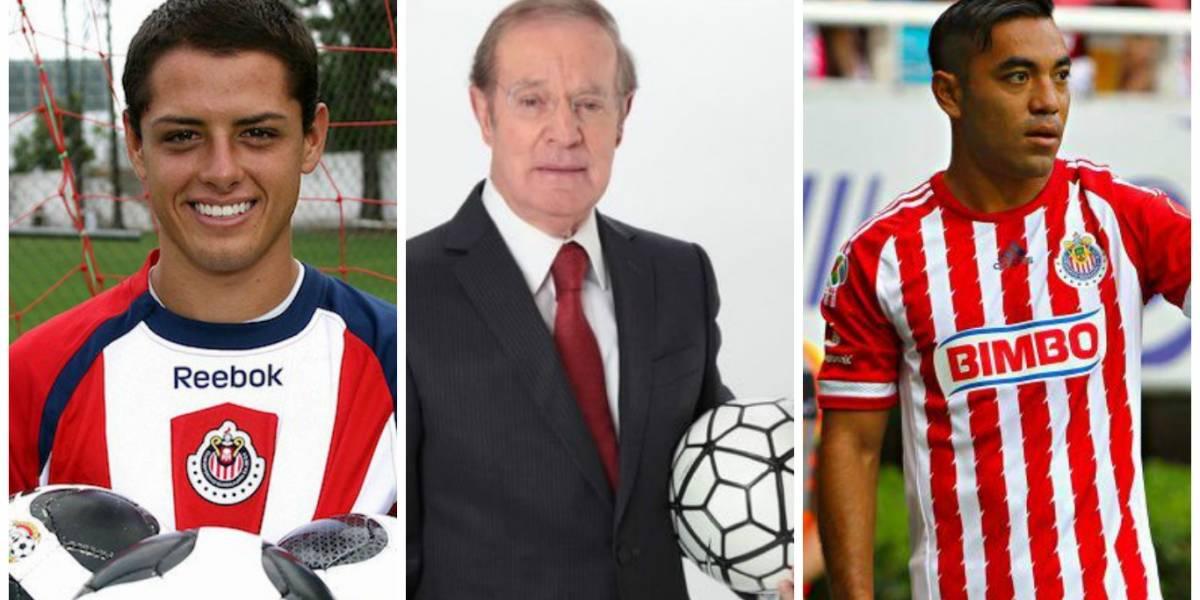 El mundo del futbol felicita a Chivas tras su campeonato