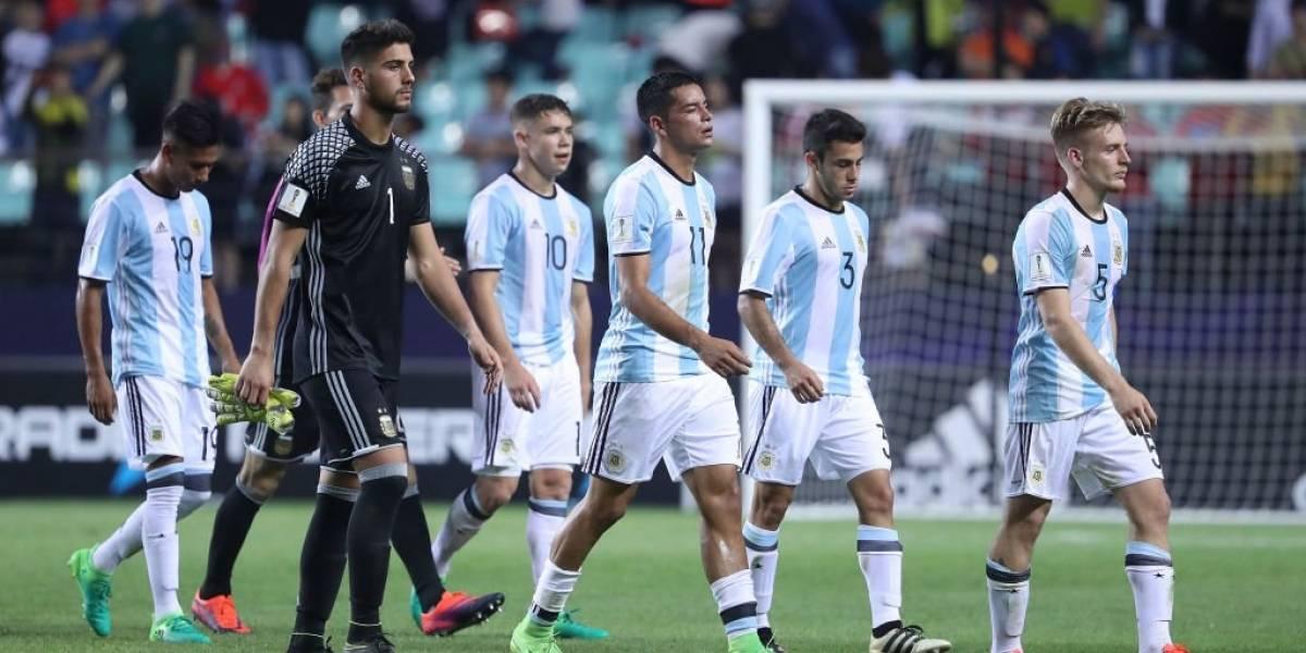 Argentina eliminado a manos de Arabia Saudita: los clasificados a octavos de final del Mundial Sub 20