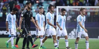 Primero celebraron y después vino el trabajo — URUGUAY