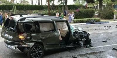 Un conductor ebrio atropella a varias personas en España