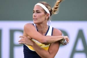 Mónica Puig logra sufrido pase a segunda ronda en Roland Garros