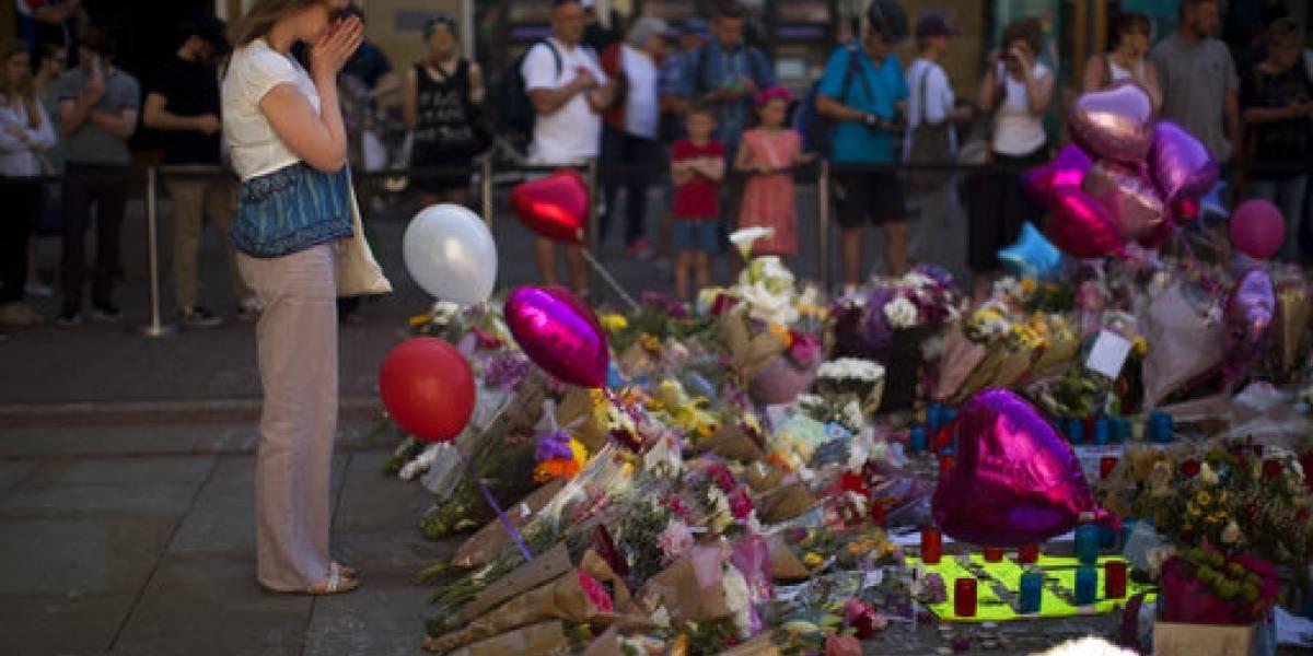 Detienen a otro sospechoso por atentado en Manchester