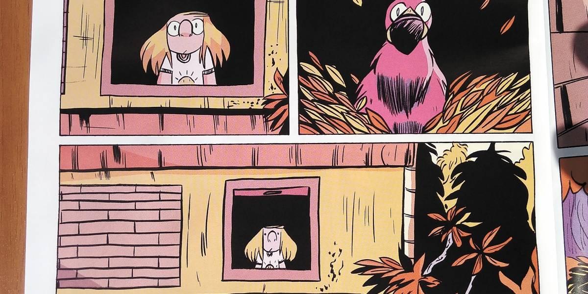 História em quadrinhos 'Dodô' traz misto de delicadeza e impacto
