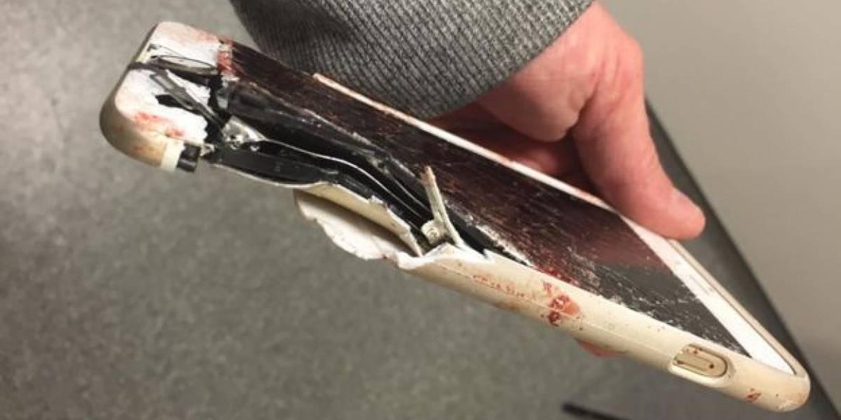 Así fue como un iPhone salvó la vida de una mujer durante el atentado de Manchester