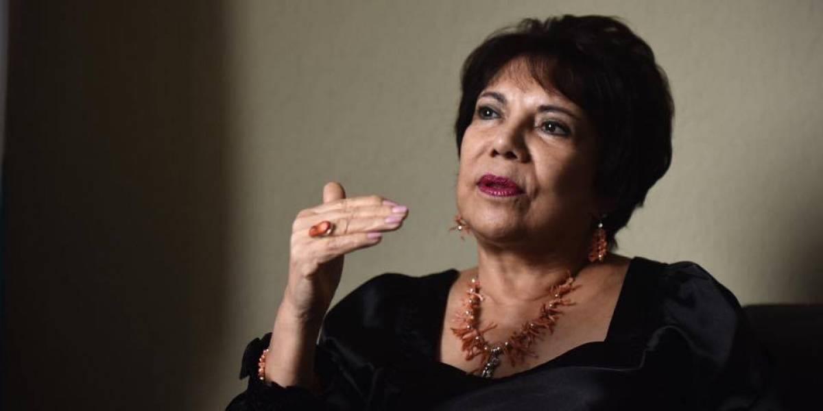 """Magistrada Mijangos: """"No estamos exentos de la violencia electoral"""""""