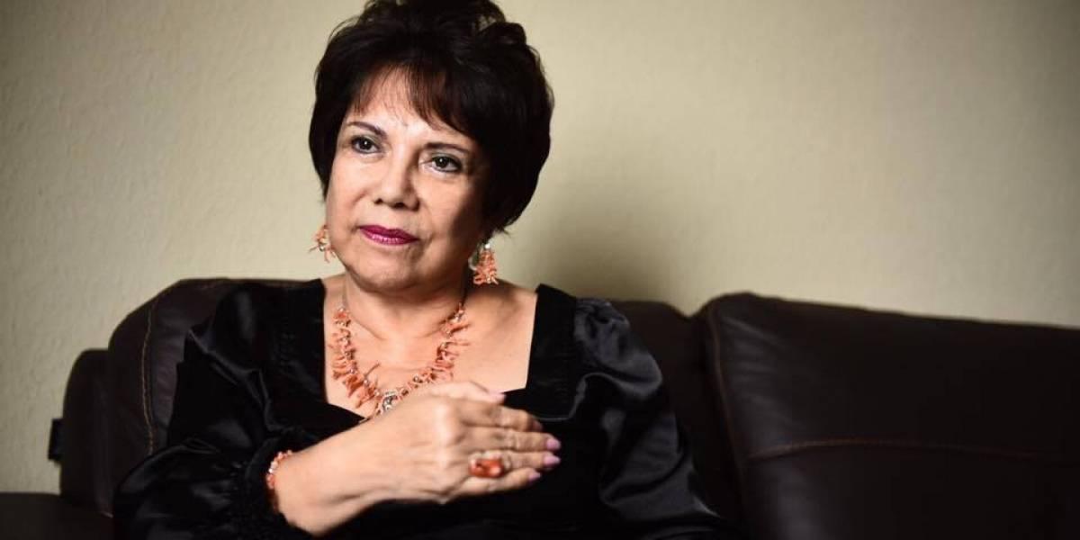 """Entrevista. María Eugenia Mijangos, presidenta del TSE: """"Partidos, el reflejo del sistema político"""""""