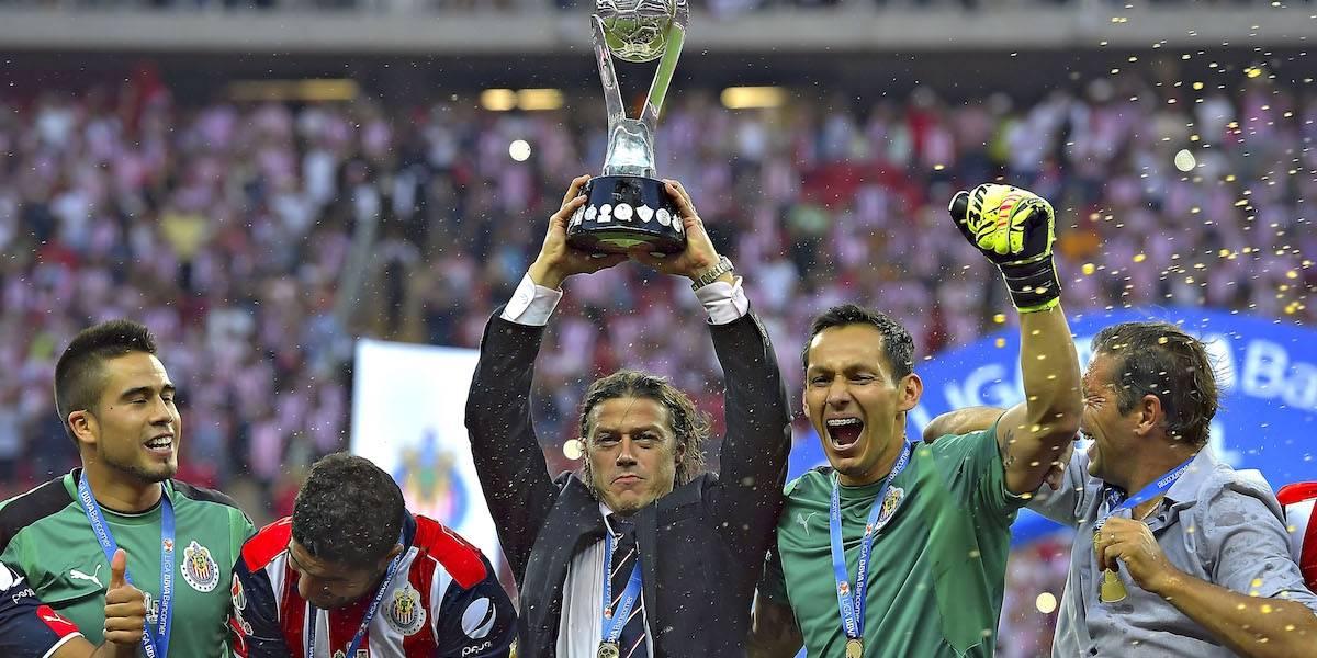 Matías Almeyda, el primer técnico argentino campeón con Chivas