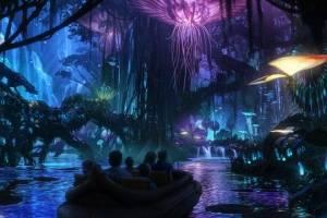 El mundo de Avatar inspira a Pandora, el nuevo parque temático de Disney
