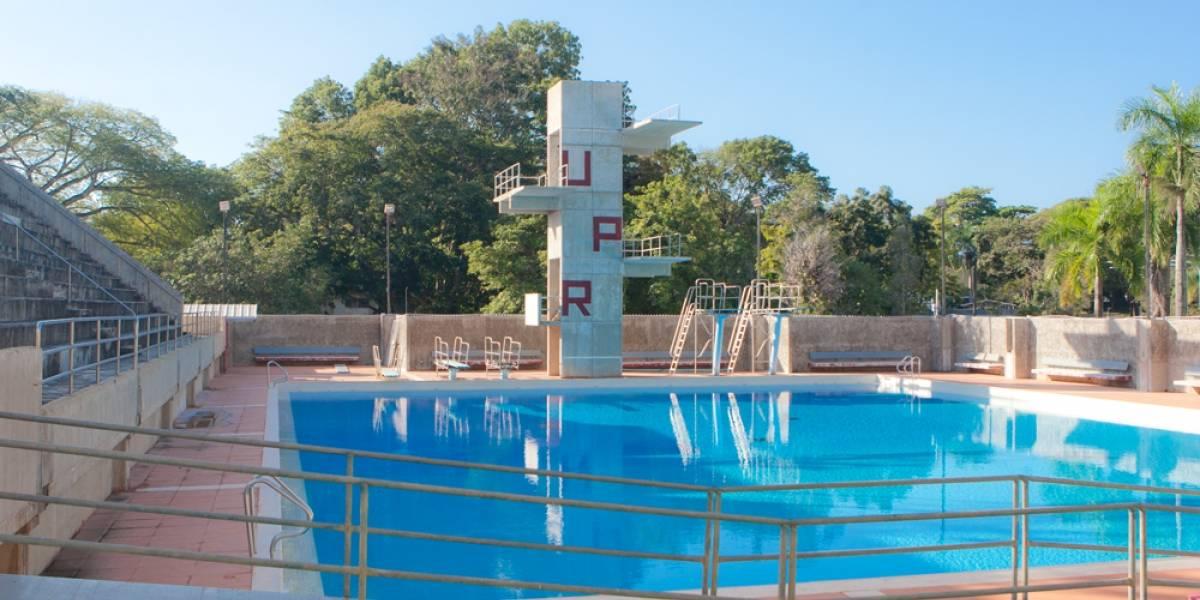 Movimiento Estudiantil desmiente actividad en piscina UPR