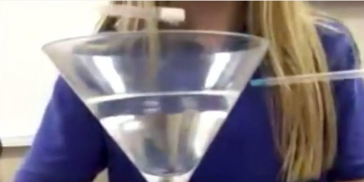 Con estos pitillos podrá detectar si su bebida tiene alguna droga