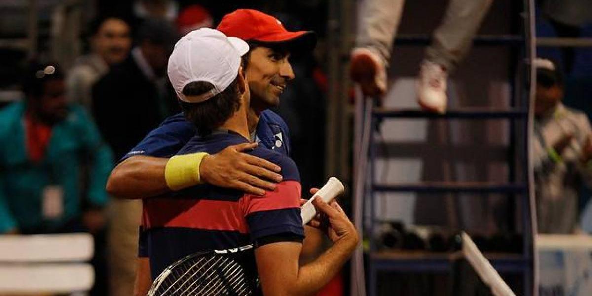 Julio Peralta y Horacio Zeballos tendrán un durísimo escollo en el debut en Roland Garros