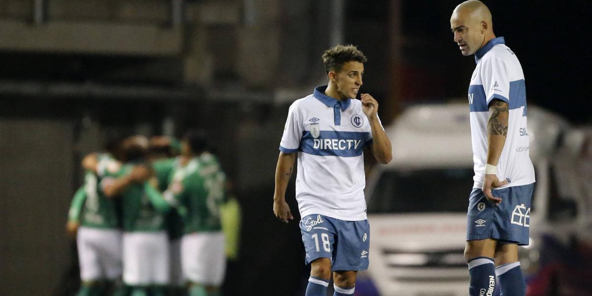 """La gran deuda de Buonanotte: """"Me siento responsable de que Silva no haya convertido tantos goles"""""""