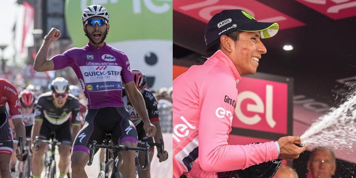 Estas son las sumas que ganaron Nairo y Gaviria luego de su participación en el Giro
