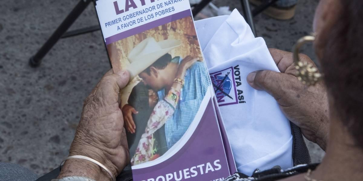 """""""Layín"""" se compromete a pagar adeudos a trabajadores del gobierno de Nayarit"""