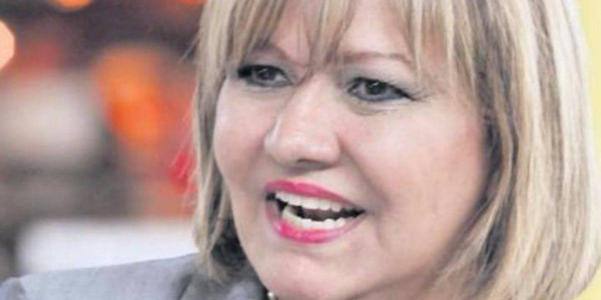 Norma Burgos dice que plebiscito va a buen paso