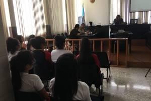 Programa de Escuelas para la paz American Friends Service Committee