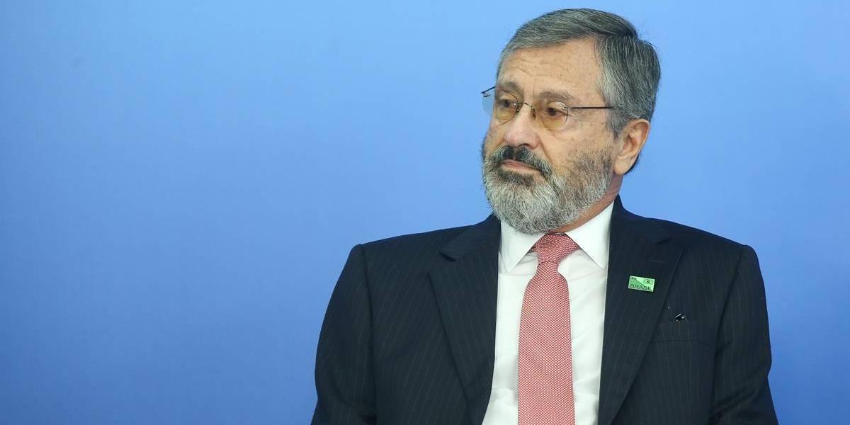 'Lula tem o direito de espernear', diz ministro da Justiça