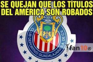 Los memes del título de Chivas en el Clausura 2017