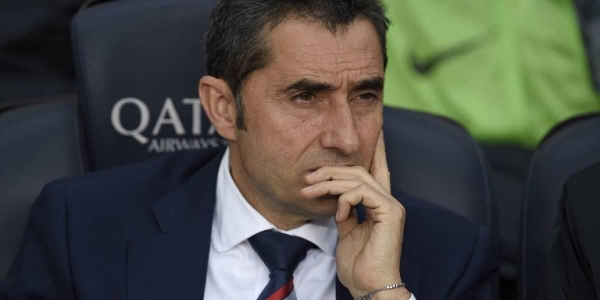 Barcelona confirma a Ernesto Valverde como su nuevo director técnico