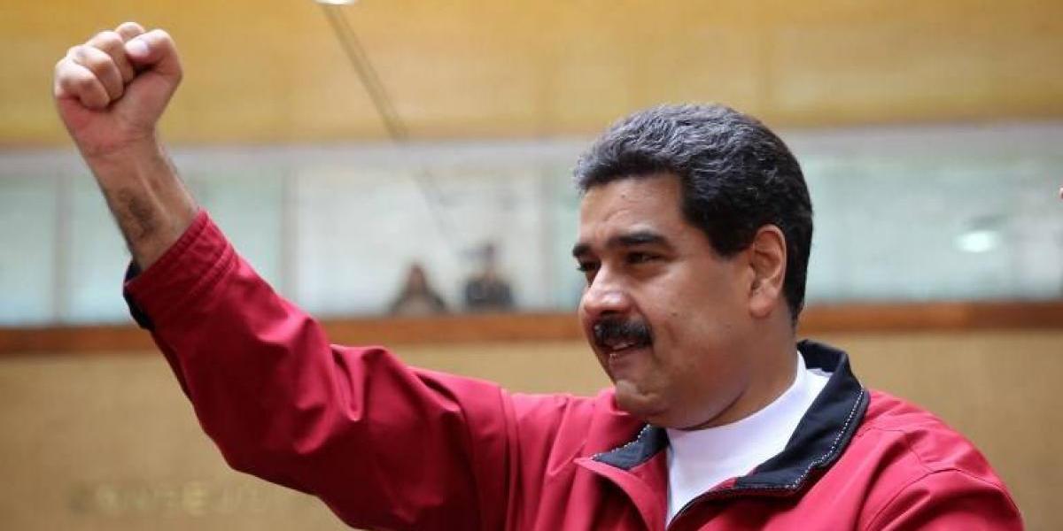 """Maduro: Constituyente venezolana será poder """"por encima de la ley"""""""