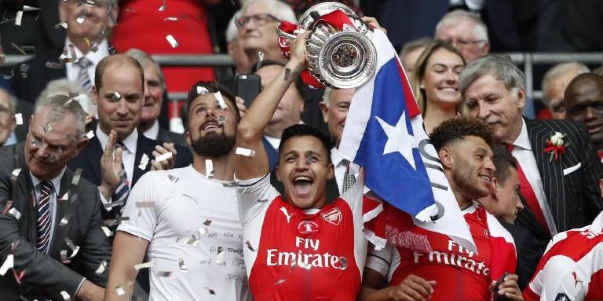 Arsenal prepara nueva oferta para convencer a Alexis Sánchez