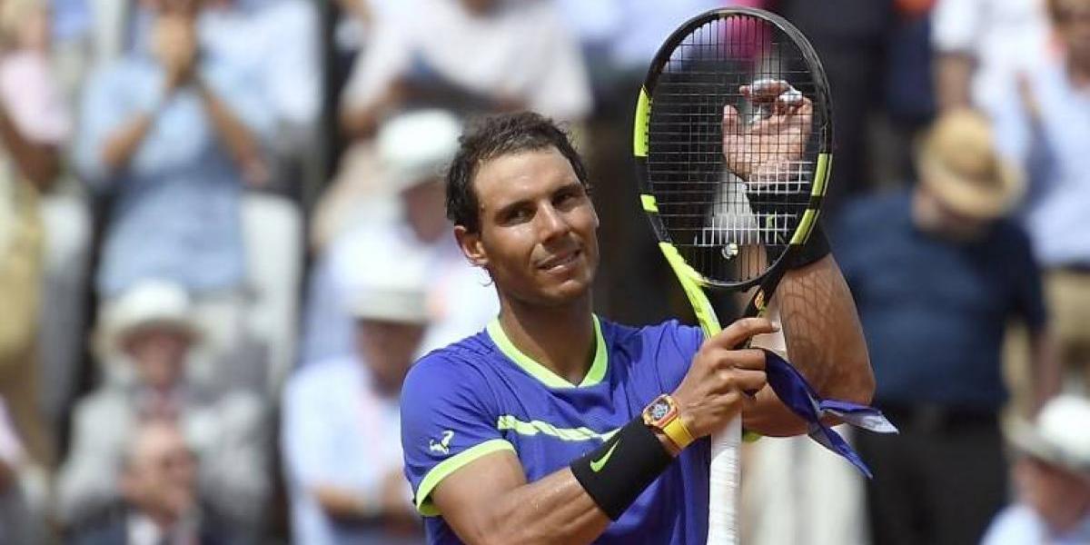 Nadal apabulló a su rival en el inicio a la reconquista de Roland Garros