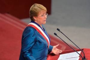 Gobierno de Bachelet cumple un 58% de las promesas hechas en la última cuenta pública