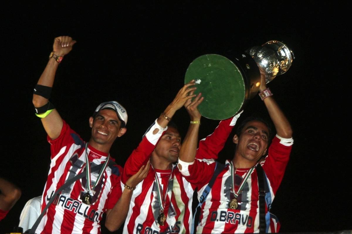 MEXSPORT Revive los 12 títulos de Chivas en la Liga MX