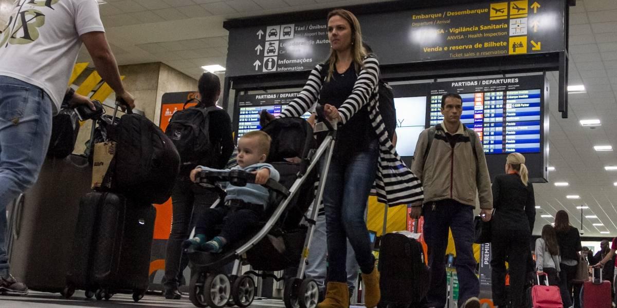 Pane em radar afeta funcionamento dos dois aeroportos de São Paulo