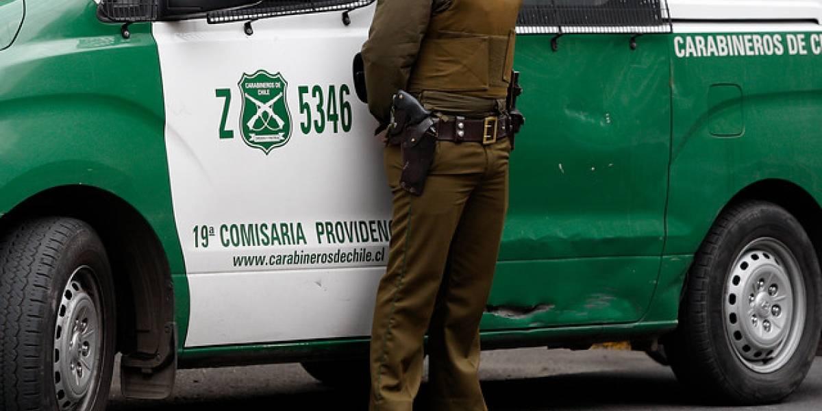 Delincuentes roban más de 50 notebooks desde colegio en Providencia