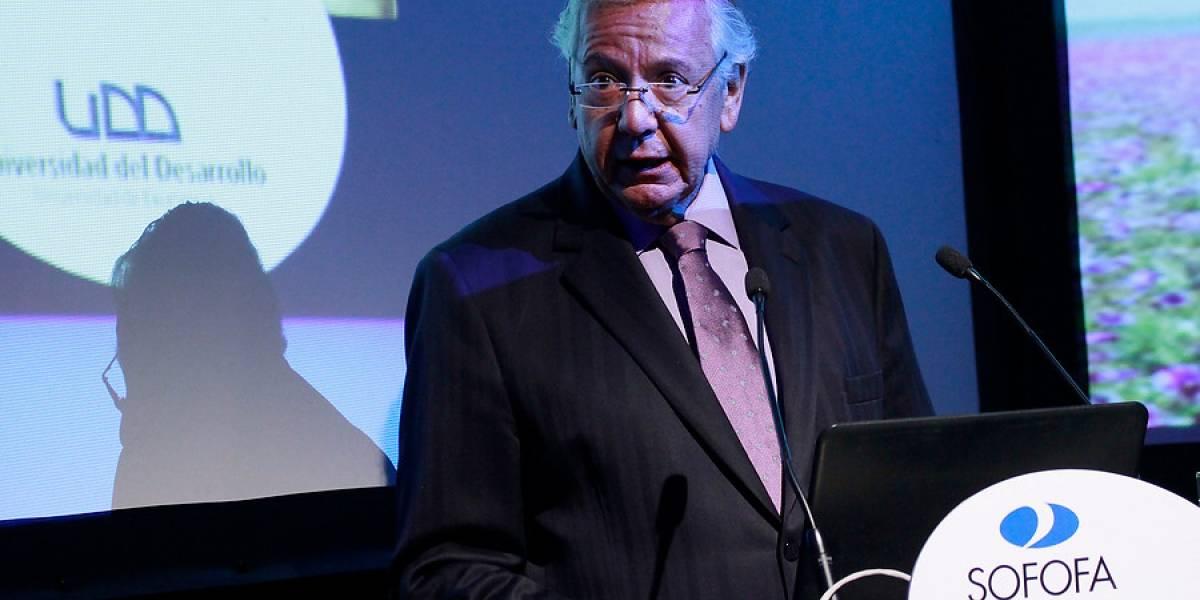 """Sofofa asegura que retrasó la denuncia de espionaje para no """"causar alarma pública"""""""