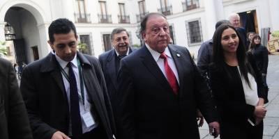 Camioneros de la Araucanía indignados tras reunión en La Moneda