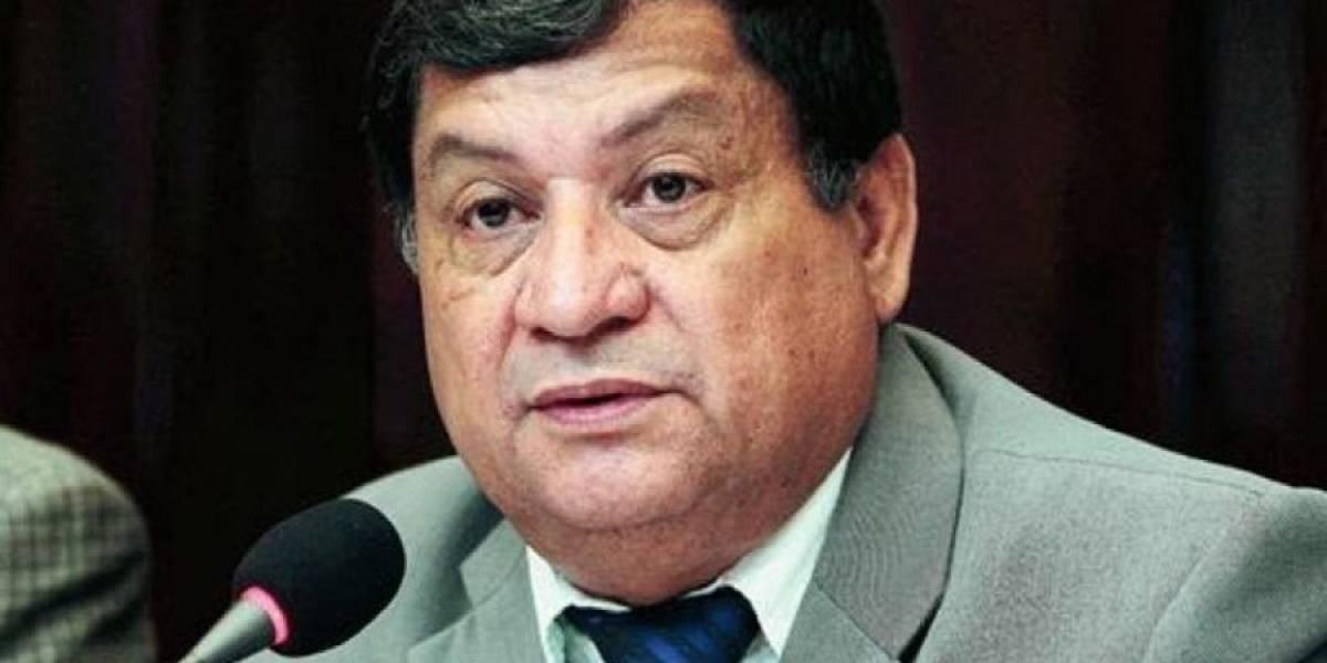 Bienes del prófugo exdiputado Hichos y Juan Carlos Monzón pasan al Estado