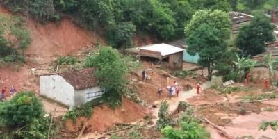 Además de crisis económica y política, Brasil enfrenta temporada invernal